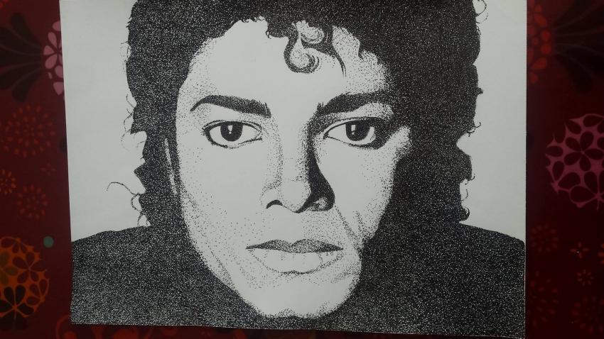 Michael Jackson by papajojo